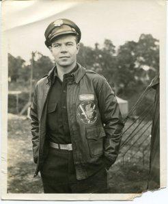 Captain Bowling, c. 1944