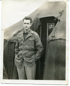 Captain Webb, c. 1944-45