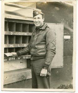 Captain Weld, c. 1944-45