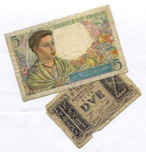 Paper money, 1944.