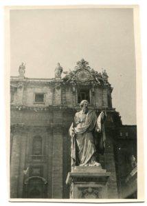 Saint Peter, 1945