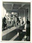 Tiber Terrace games, 1945.