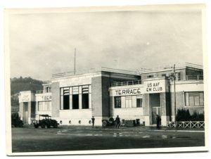 Tiber Terrace, 1945