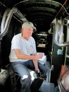 Crew Chief, B-25