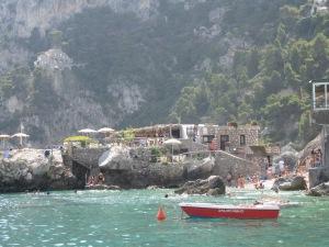 Marina Piccolo, Capri